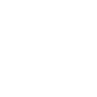 Building industry white icon