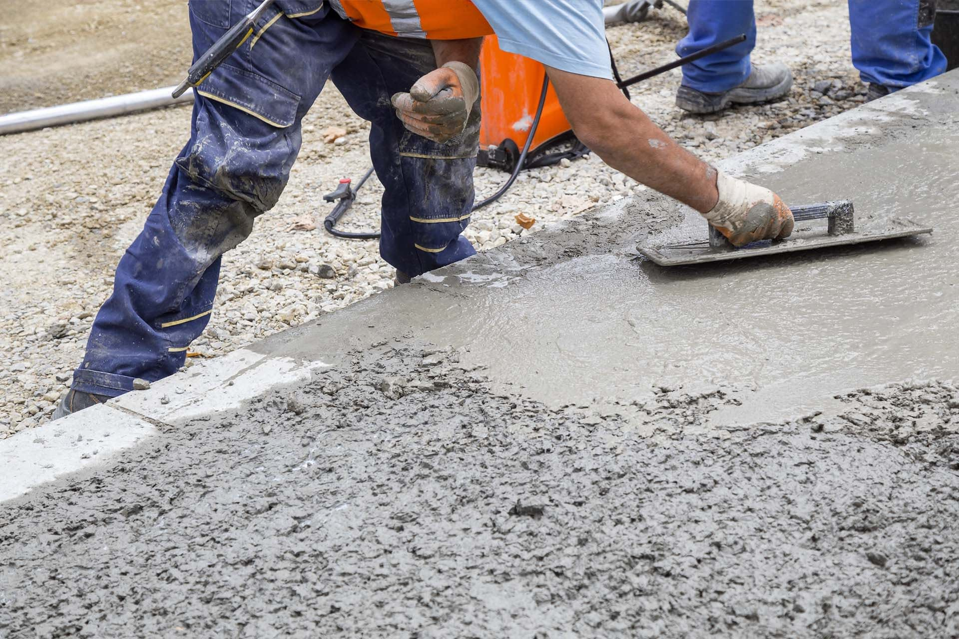 cement-laying-construction-worker-screeding-base-floor-building-materials