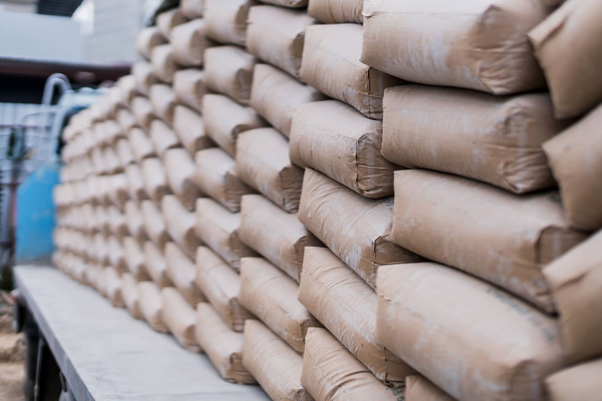 cement-ready-to-mix-building-materials-bags-warehouse
