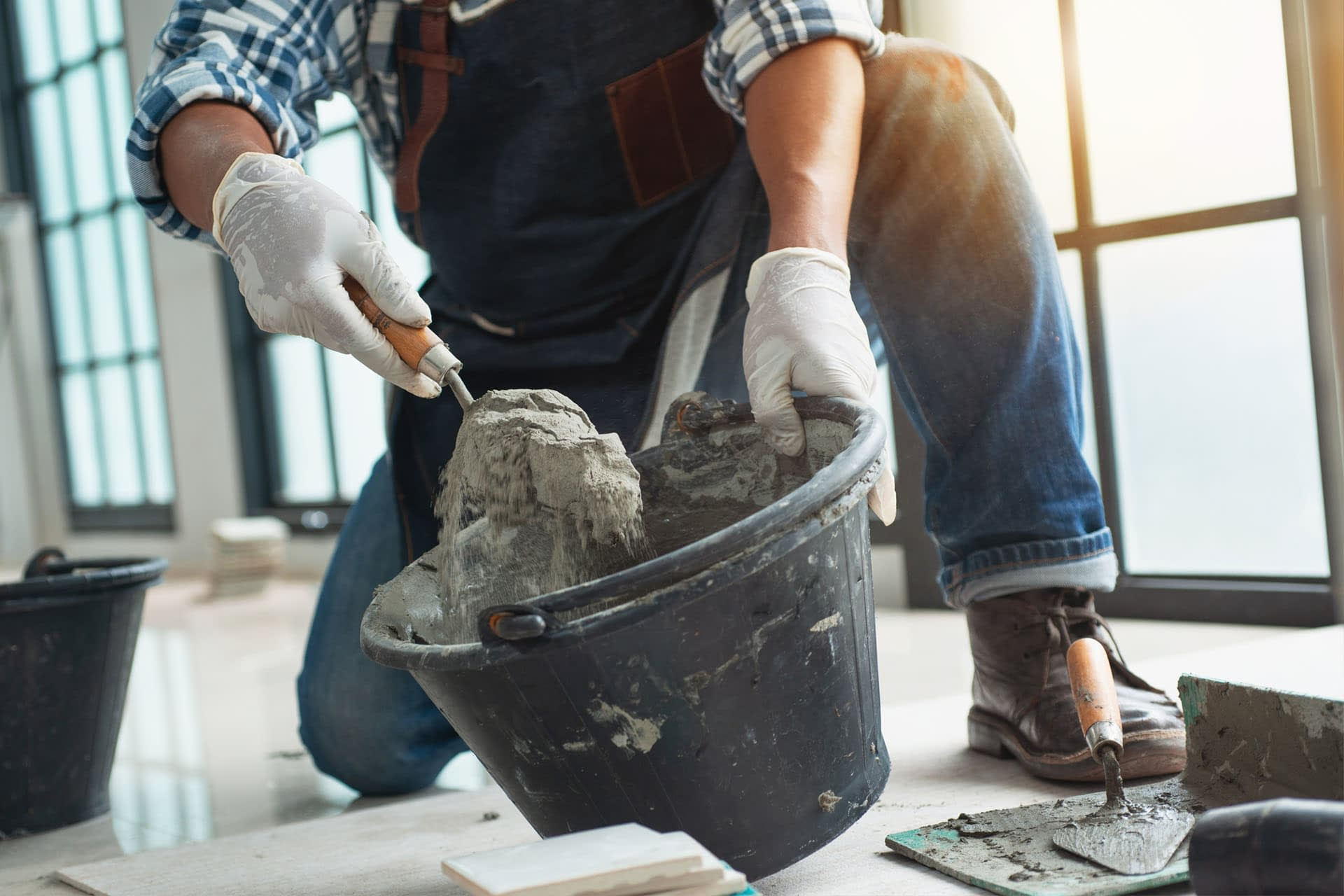 cement-ready-to-mix-mortar-tub-building-materials