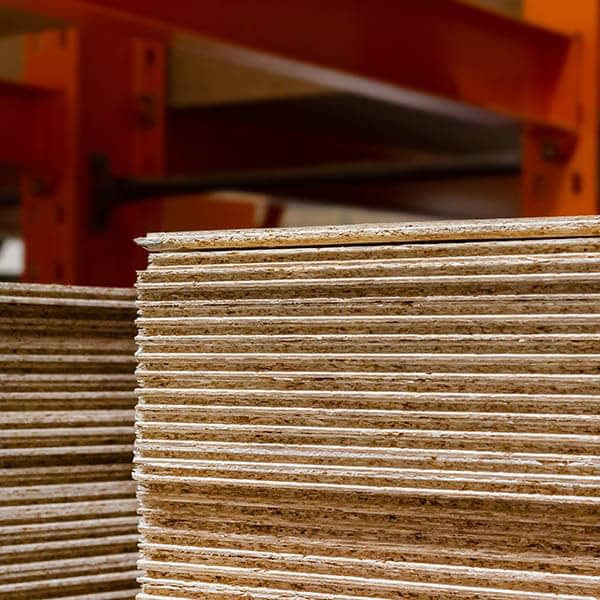 Chipboard Sheets/Boards stacked - Sheet Materials