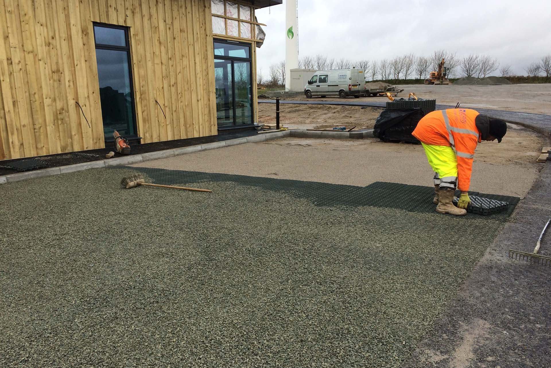 elite-grass-grid-composite-alternative-ground-reinforcement-stabilisation-installation-project