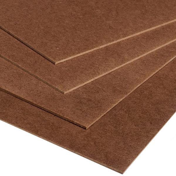 hardboard sheet 3mm 1220mm 2440mm main sheet materials