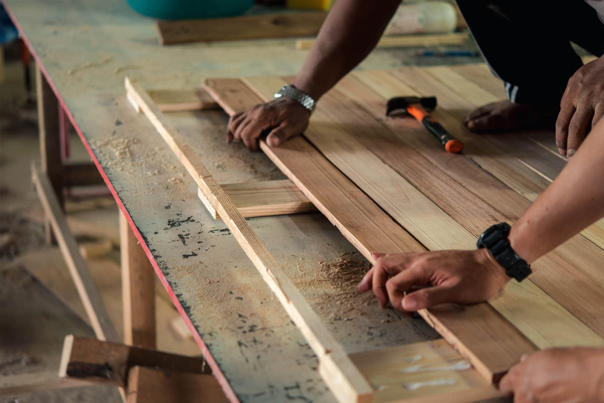 hardwood-timber-lumber-kiln-dried-merchants-installation