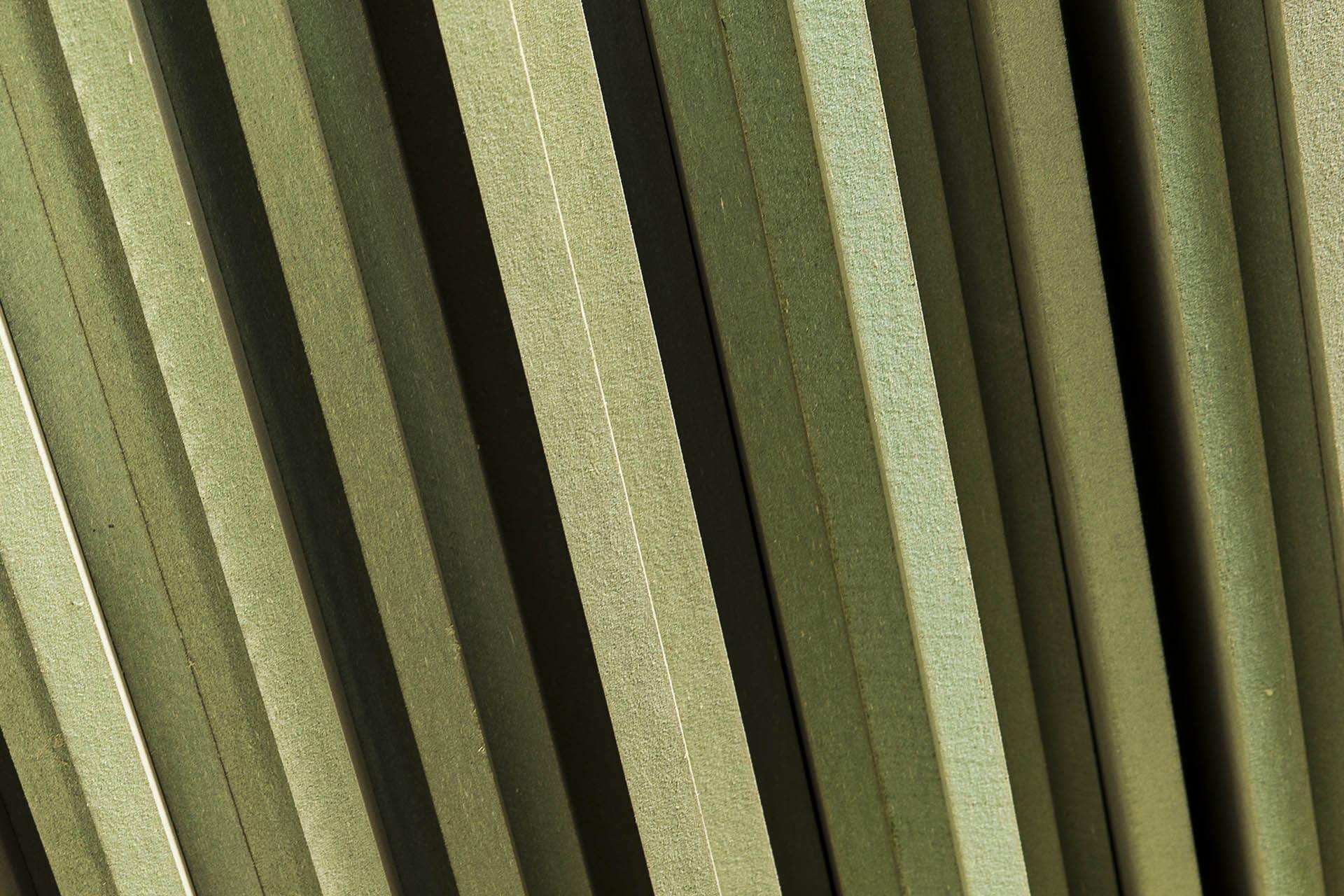 mdf board (multi-density fibreboard) treated sides sheet materials
