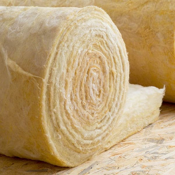 wool loft roll main thermal insulation building materials